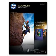 HP Advanced Glossy Photo Paper 10 × 15 cm - Fotopapier