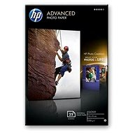 HP Advanced Photo Paper Glossy 10 × 15 cm - Fotopapier