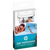 HP ZINK Sticky-Backet Photo Paper - Fotopapier