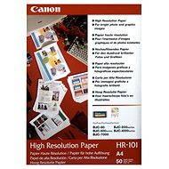 Canon HR-101 - Fotopapier