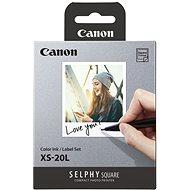 Canon Colour Ink Label Set XS-20L - Papiere a fólie