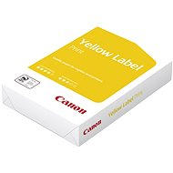 Canon Yellow Label A4 80 g - Papier