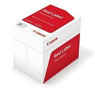 Canon Red label A4 80 g - Papier