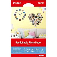 Canon Restickable Photo Paper RP-101 - Fotopapier