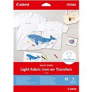 Canon Light Fabric Iron-On LF-101 A4 - Fotopapier