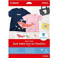 Canon Dark Fabric Iron-On DF-101 A4 - Fotopapier