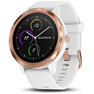 Garmin vívoActive 3 Rose Gold - Smart hodinky