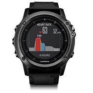 Garmin Fenix 3 Sapphire HR Sivé - Smart hodinky
