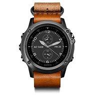 Garmin Fenix 3 Sapphire Gray Leather - Smart hodinky