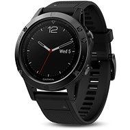 Garmin Fenix 5 Sapphire Black - Smart hodinky