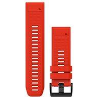 Garmin QuickFit 26 silikónový červený - Remienok