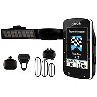 Garmin Edge 520 Bundle - Cyklocomputer