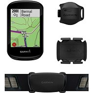 Garmin Edge 830 HRM Bundle - Bicycle navigation