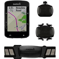 Garmin Edge 520 Plus Bundle Premium - Cyklonavigácia
