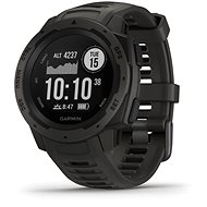 Garmin Instinct Black - Smart hodinky