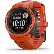 Garmin Instinct Red - Smart hodinky