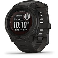 Smart hodinky Garmin Instinct Solar, Graphite