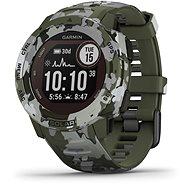 Garmin Instinct Solar, Lichen Camo - Smart hodinky