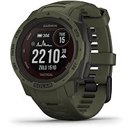 Garmin Instinct Solar, Tactical Moss - Smart hodinky