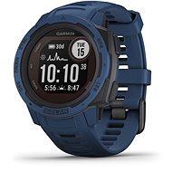 Smart hodinky Instinct Solar, Tidal Blue