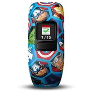Garmin vívofit junior2 Avengers (Stretch) - Fitness náramok