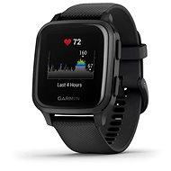 Garmin Venu Sq Music, Slate/Black Band - Smart hodinky