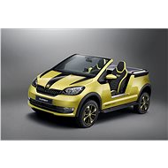 Škoda Element - Elektromobil