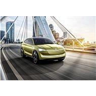 Škoda Vision E - Elektromobil