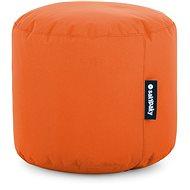 Sedací vak Taburet oranžový - Sedací vak