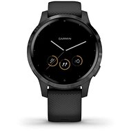 Garmin Vívoactive 4S Grey Black - Smart hodinky