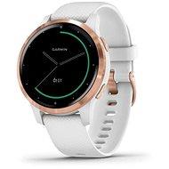 Garmin vívoactive 4S RoseGold White - Smart hodinky