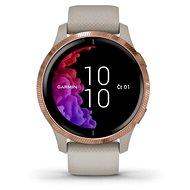 Garmin Venu RoseGold Sand - Smart hodinky