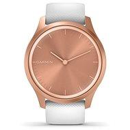 Garmin Vívomove 3 Style, Rose Gold White - Smart hodinky