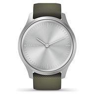 Garmin Vívomove 3 Style, Silver Green - Smart hodinky