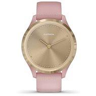 Garmin vívomove 3S Sport, LightGold Pink - Smart hodinky
