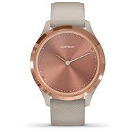 Garmin vívomove 3S Sport, RoseGold Sand - Smart hodinky