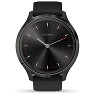 Garmin Vívomove 3 Sport, Slate Black - Smart hodinky