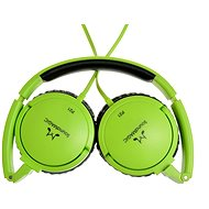 SoundMAGIC P21 zelená - Slúchadlá