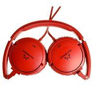SoundMAGIC P21 červené - Slúchadlá