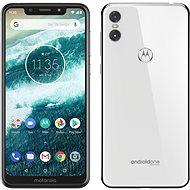 Motorola One Lite NFC biela - Mobilný telefón