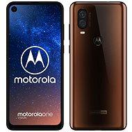 Motorola One Vision bronzová - Mobilný telefón