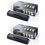 Samsung MLT-D111S čierny 2 ks - Toner