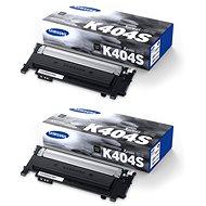 Samsung CLT-K404S čierny 2 ks - Toner