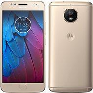 Motorola Moto G5S Blush Gold - Mobilný telefón