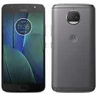 Motorola Moto G5S Plus Lunar Grey - Mobilný telefón