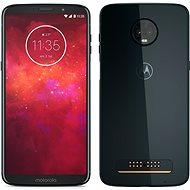 Motorola Moto Z3 Play Modrý - Mobilný telefón