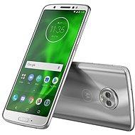 Motorola Moto G6 Strieborný - Mobilný telefón