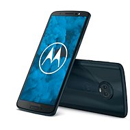 Motorola Moto G6 Single SIM modrý - Mobilný telefón