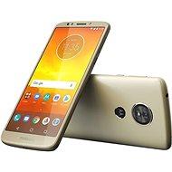 Motorola Moto E5 Zlatý - Mobilný telefón