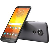 Motorola Moto E5 Sivý - Mobilný telefón